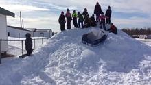 Napan Giants Winter Challenge